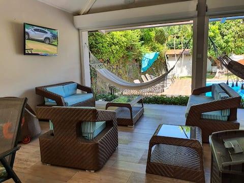 Magnificent beach house in Coronado