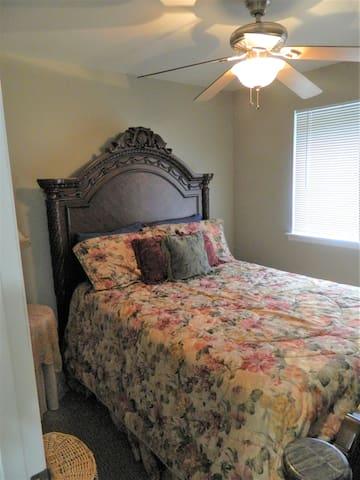 BEDROOM 2 & 3 ARE IDENTICAL QUEEN BEDS
