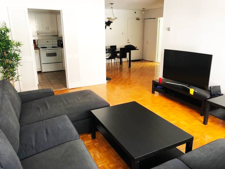 Luxury Apartment- Best Location in Montreal