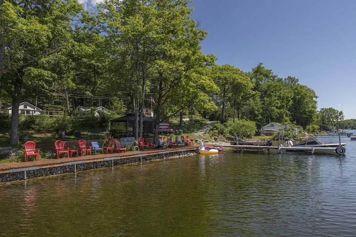 The Oaks - Cottage #3
