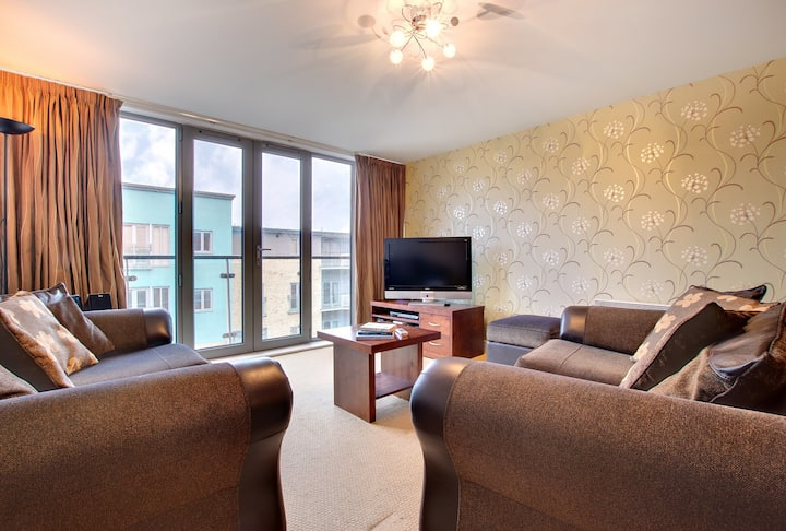 Two Bedroom Serviced Apartment in Gateshead