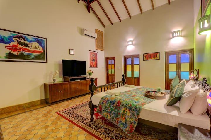 House of Legends - 3BHK Villa | Private Pool Villa