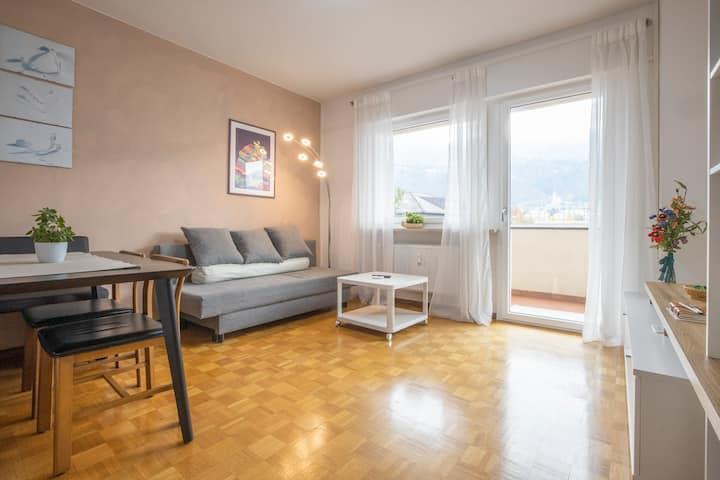 Comfortable apartment in Bressanone Brixen