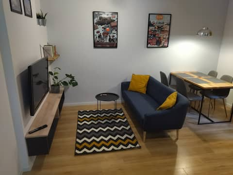 EEC 2021 | Modern apartment close to Spodek, MCK