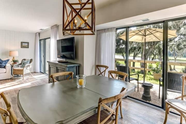 Amelia Island Fernandina Villa – Views/Near Beach