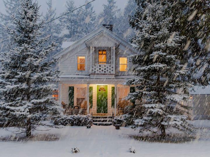 Meyorning Manor - near all wedding venues and ski
