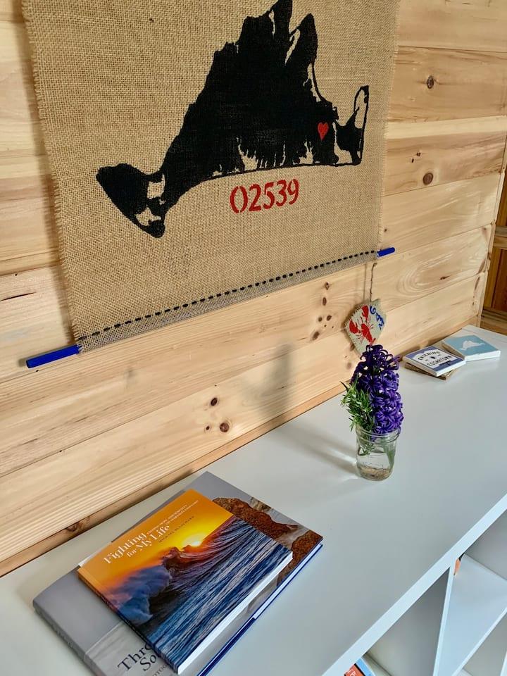 Step Away; A Martha's Vineyard Retreat