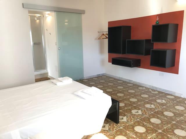 """Bedroom """"Cara 'a monte"""""""