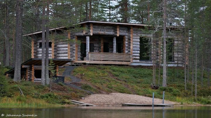 Villa Konttaisenranta 115m2, 6+2