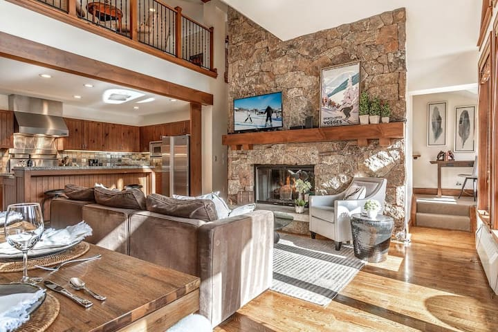 Vail Butler: Snow Cloud Lodge Ski-In/Ski-Out