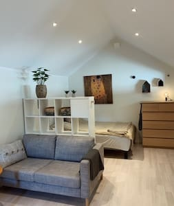 A complete house,  Very clean, central  location.