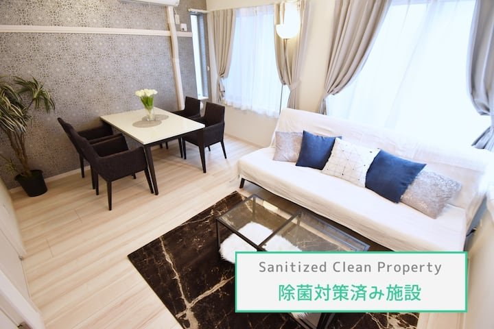 ★Clean Room★Newly Built!Max23pax/5BR/100sqm House