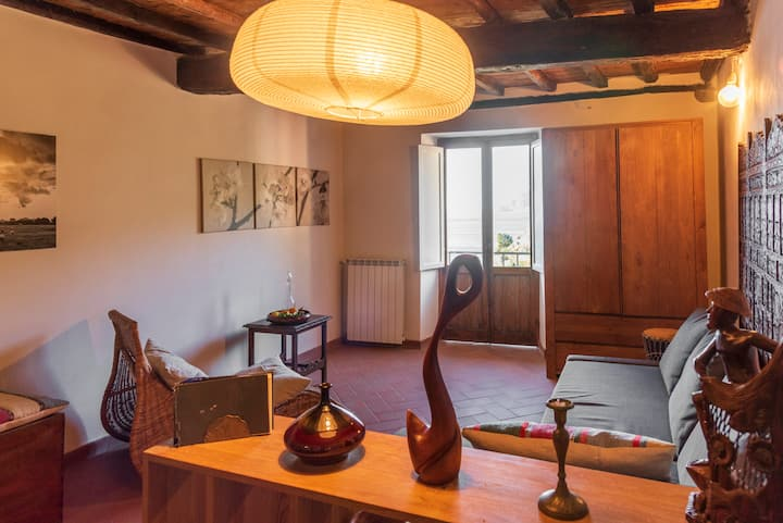 Gavone Apt with amazing sea view in Manarola