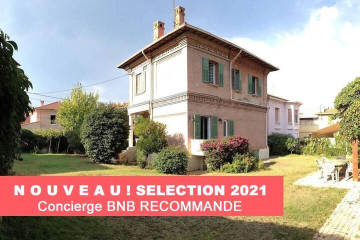BNB Confort Residence - Antibes - Near Sea