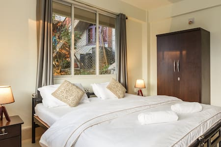 Tulip Suite a 1BHK Serviced Himalayan Getaway