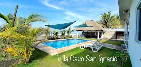 Villa Cayo San Ignacio