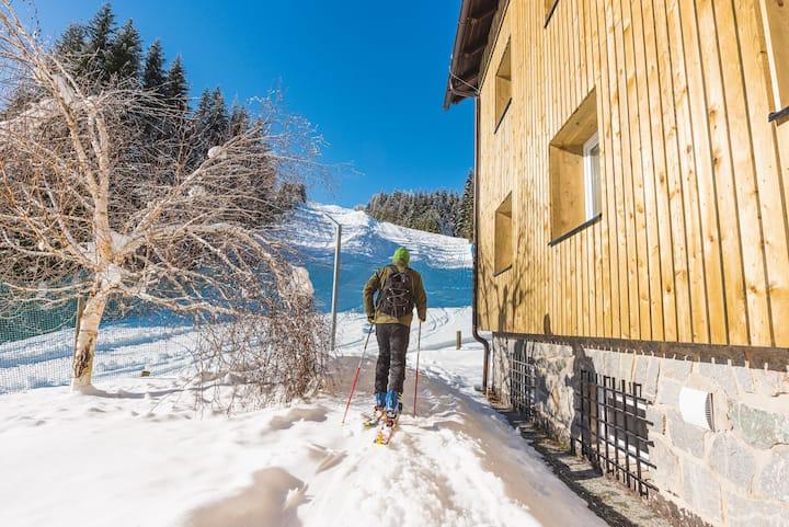 Rogla Dandi Jurgovo house Apt6 on the ski slope