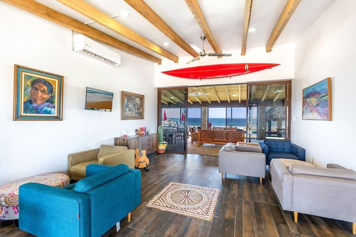 Punta Conejo Resort- Escondido Suite Ocean Front