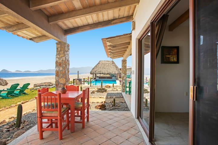Punta Conejo Resort- Chivo Suite Ocean Front