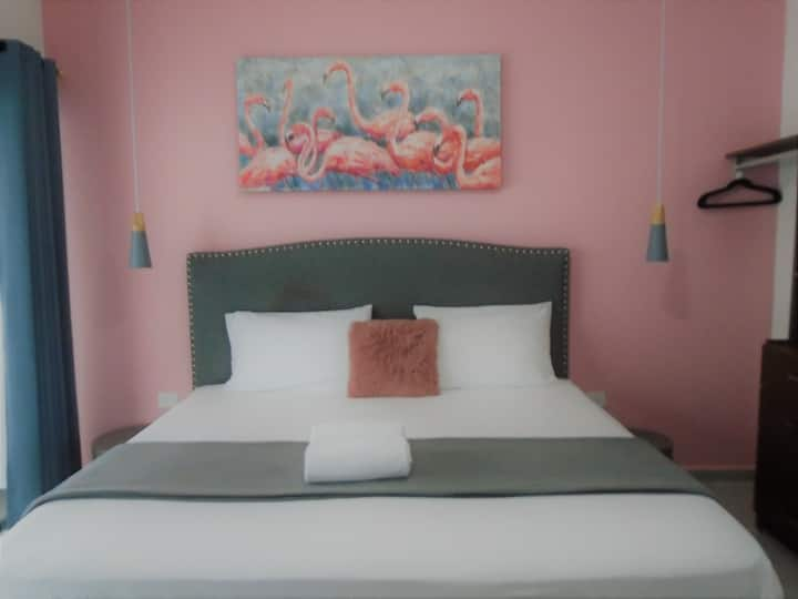 30% discount/month-Flamingo Apartment-Rooftop-Pool