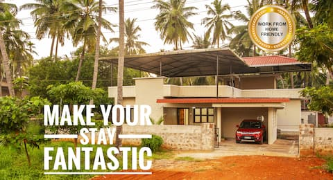 Nenis Nest - Fully Air-Conditioned 3BHK Bungalow