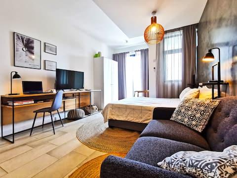 Studio 113 - Ebene Square Apartments in Ebene