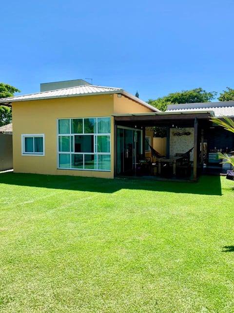 Casa de Praia - Manguinhos