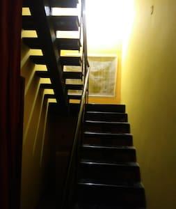duplex stair