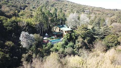 Lugar de descanso en Sierras Chicas - Rancho Taxco