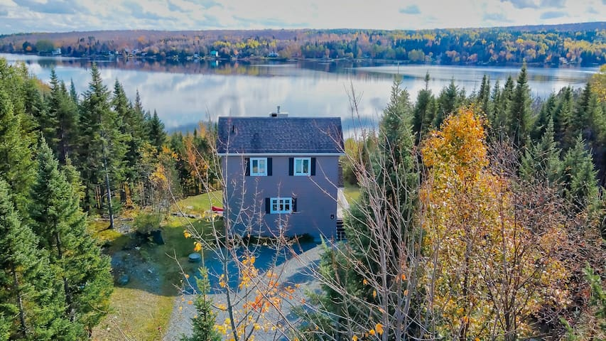 L'Etchemin-sur-le-lac by Chalets Confort