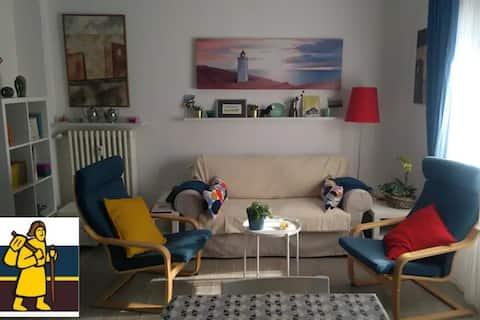 La tua casa a Pavia - Your home in Pavia