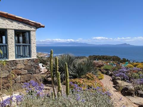 El millor de Baja: casa èpica, infinites vistes a l'oceà