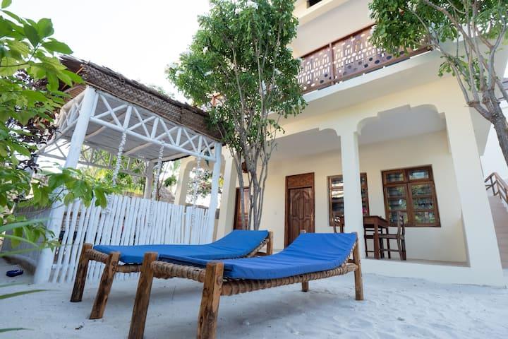 Racoco Villa-Double room with Sea View.