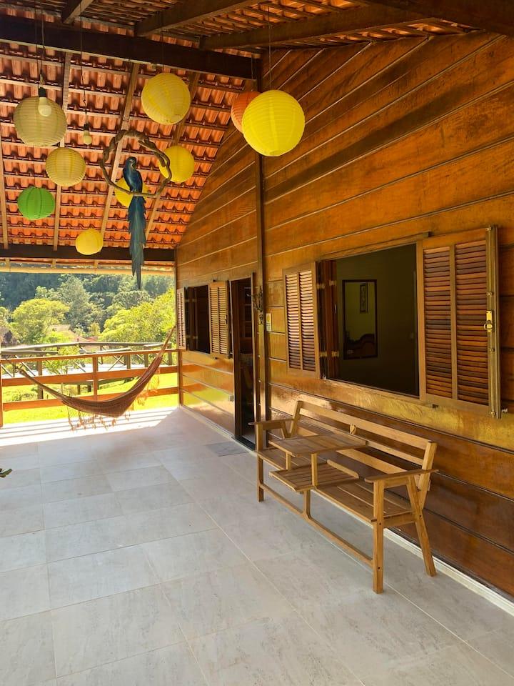 Casa em Visconde de Mauá