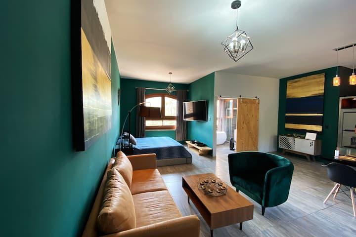 Luxurious Loft at Casa Barranqueña