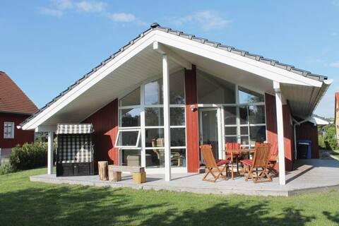 Dänisches Ferienhaus in Saal beim Saaler Bodden