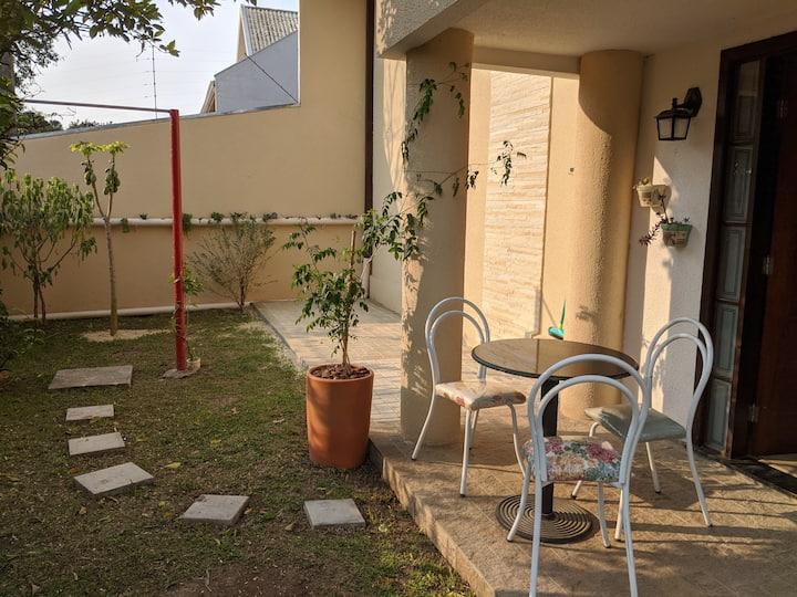 Apto Garden com garagem anexo ao Pq. São Lourenço
