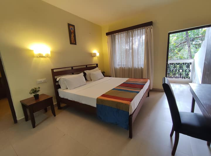 2BK apartment in Goa near Majorda Beach 1