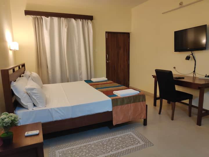 2BK apartment in Goa near Majorda Beach 1