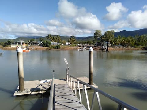 2, Hinchinbrook Heaven Spa suite on the water