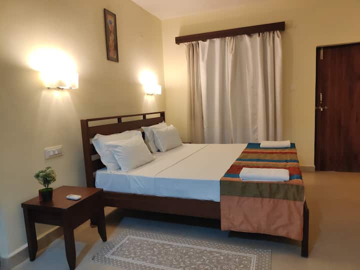 1BK apartment in Goa near Majorda Beach 1