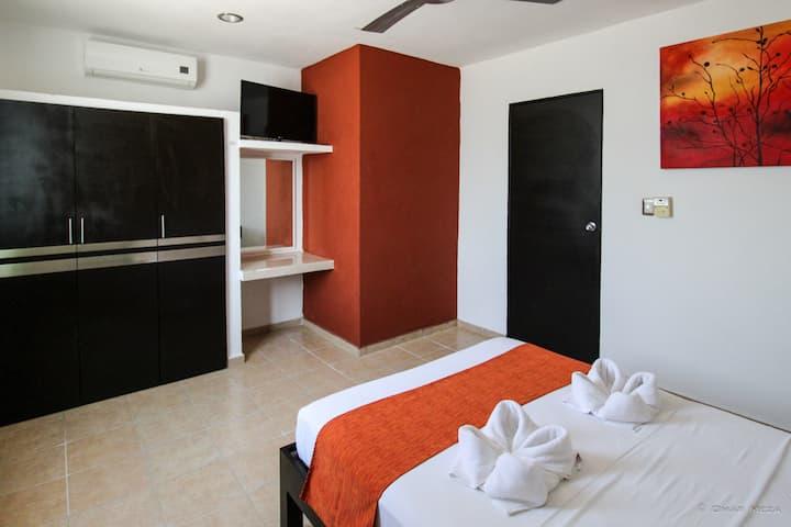 Apartamento gayser suite.