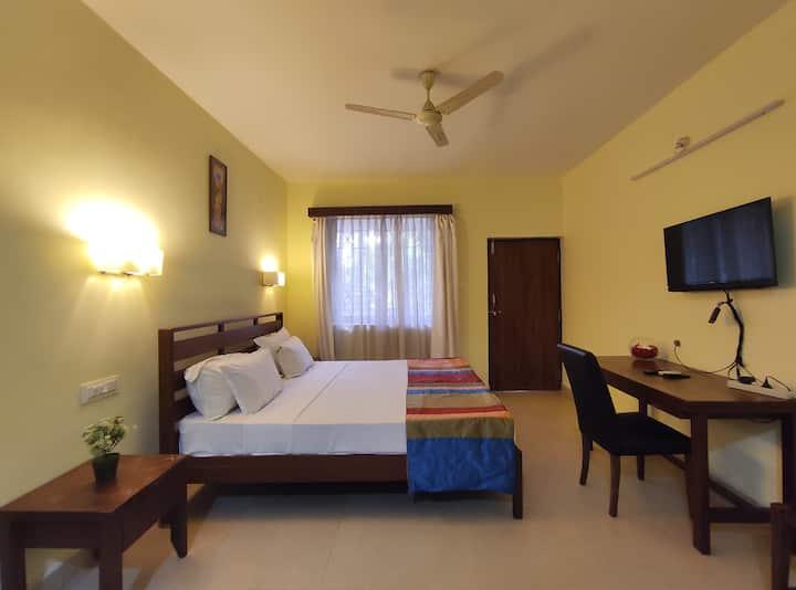 1BK apartment in Goa near Majorda Beach 2