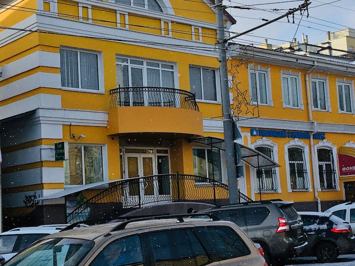 Like hostel Saratov