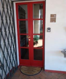 porta di accesso al  BnB