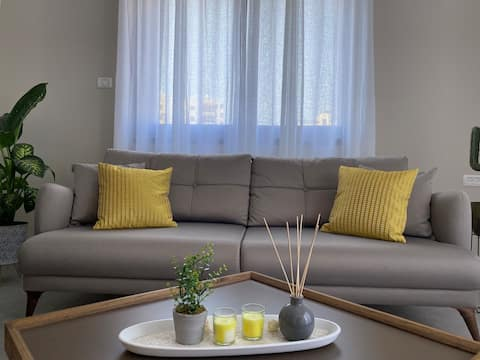Luxury Suite, central location, Ramallah, 3D