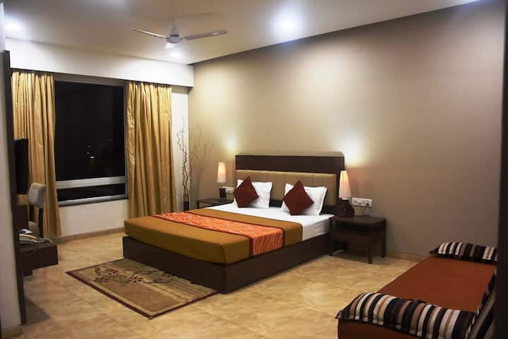 Dew Drops Resort Igatpuri - AC Executive Room