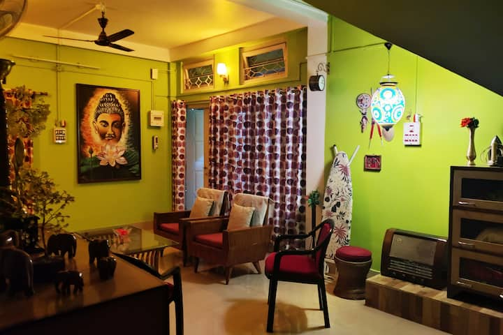 Cosy Homestay in the Heart of the City