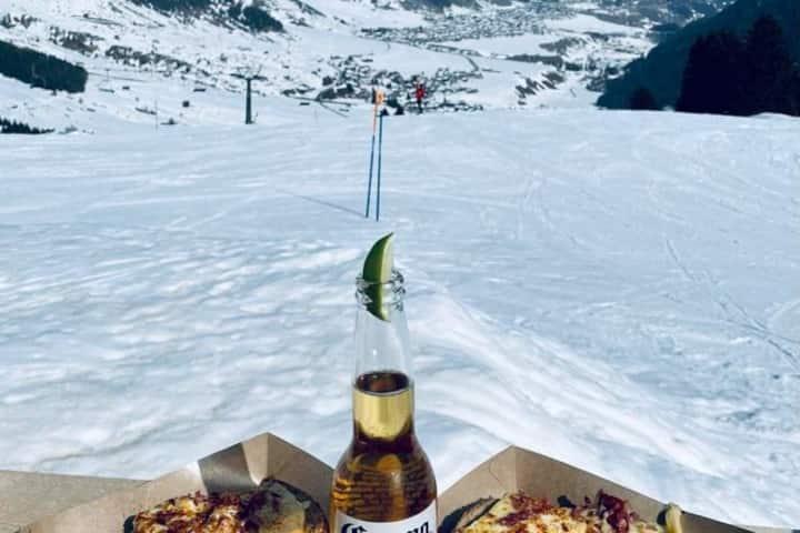 Casa Enzian - SkiArena Sedrun Andermatt