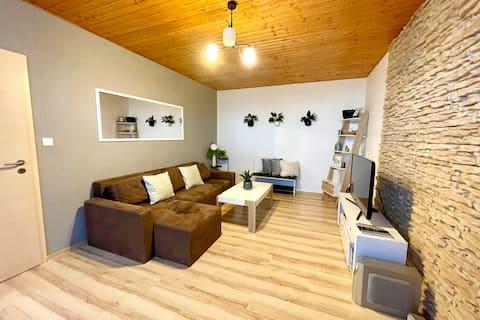 Apartment #5. Tatranská štrba